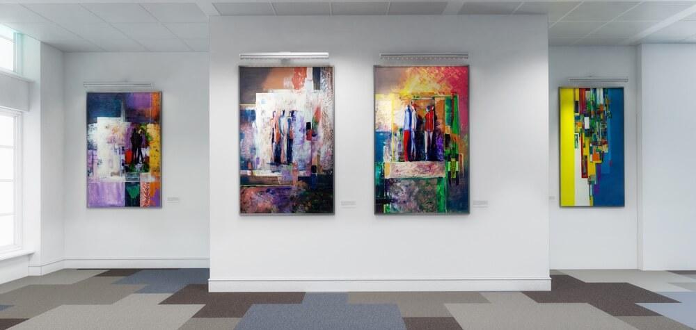 板橋区貸し画廊